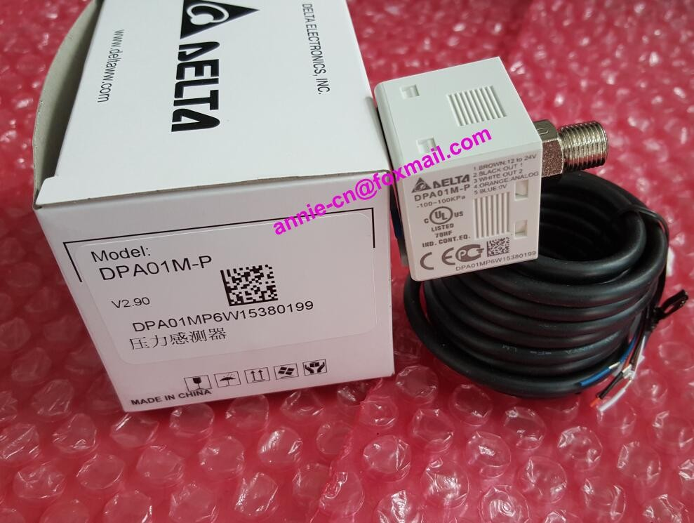 New and original DPA01M-P Delta  Pressure switch, Pressure gauge switch,Digital display pressure sensor new original pressure switch dg10u 3