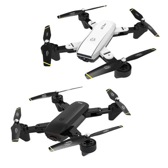 SG700-S Drone WiFi 720P/1080P/4K Dual Cameras Optical Flow Quadcopter with Battery Speed Switch APP Watching Plam Control 1