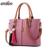 Handbags 2018 New Bag Lady Europe And The United States Shoulder Bag Messenger Bag PU Handbag