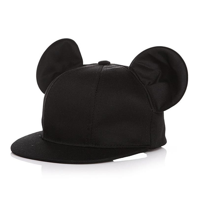 Baby kids boy girl Fashion Mickey hat baseball cap accessoire bebes chapeau garcon fille touca gorro for autumn