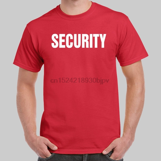d7a3e2ce Security X Games Logo XXx Return of Xander Cage Red T shirt USA Size Short  Sleeve O Neck Tops Tee T Shirt-in T-Shirts from Men's Clothing & ...