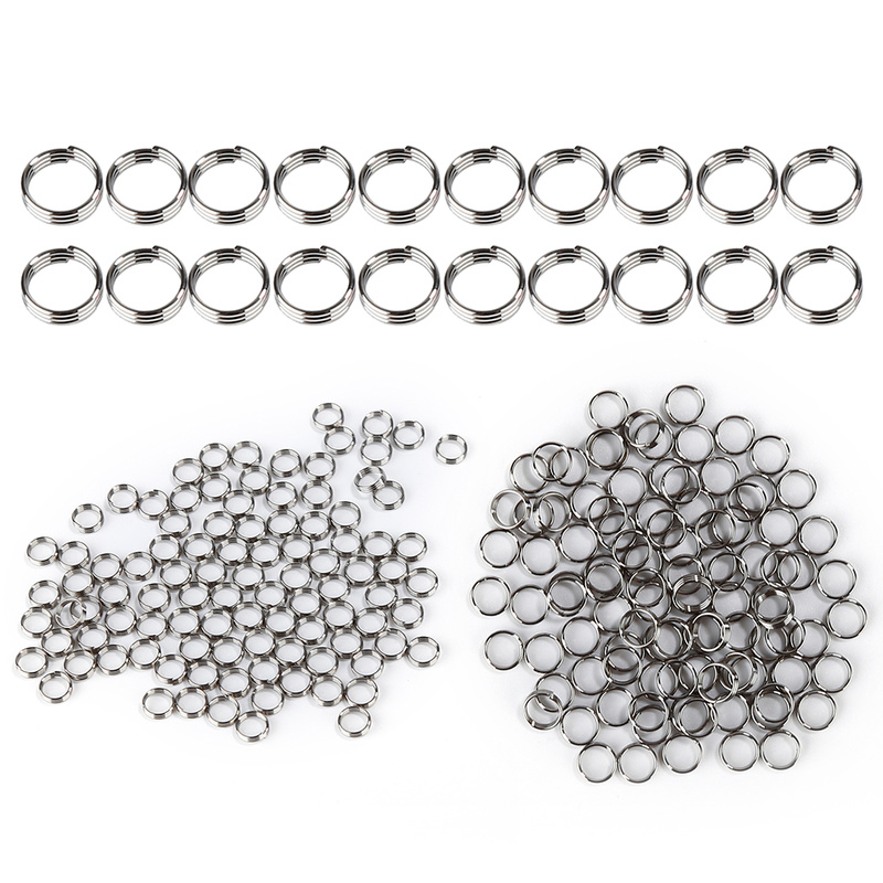 50 Pcs/1 Set Professional Steel Dart Shaft Ring Round Rings Diameter 5mm Set Darts