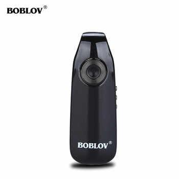 Boblov 007 1920x108HD Resolution Mini Digital Camera Body Wore AVI Video Camera Recorder DVR Camera - DISCOUNT ITEM  30% OFF All Category