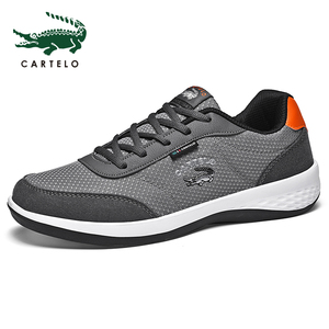 Image 5 - CARTELO Mens Shoes Sports Leisure Mens Shoes Korean Fashion Trend Mesh Breathable Lightweight Comfortable Running Shoes Men