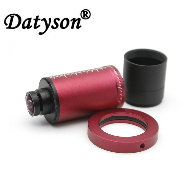 Datyson T7C Planetary Astronomical Camera High Speed Electronic Eyepice Telescope Digital Lens for Guiding Astrophotograp 12x zoom camera lens telescope for samsung galaxy s5 silver