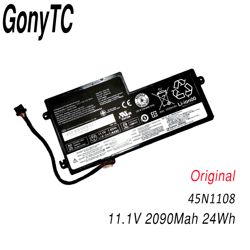45N1108 45N1109 Original Laptop <font><b>Battery</b></font> For <font><b>Lenovo</b></font> For ThinkPad X250 X230s X240s K2450 S440 S540 <font><b>T440</b></font> T440S Pc Portable <font><b>Battery</b></font> image