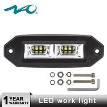 hot deal buy led bar work light 12v 24v led lights for auto 4x4 off road led flood beam light bar working light suv driving fog car bulbs nao