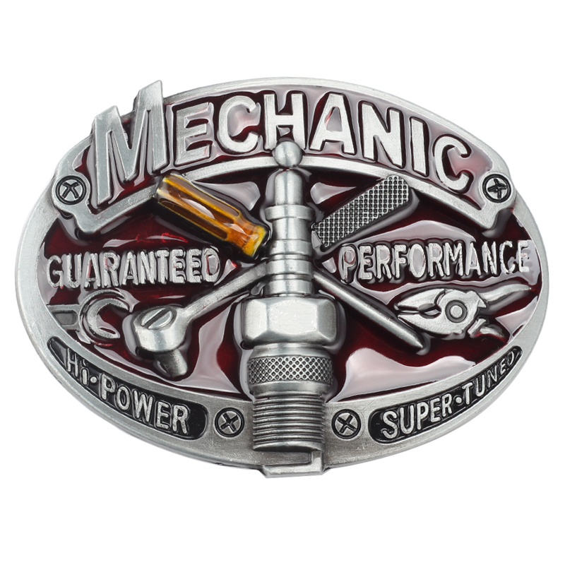 Mechanic Tool Belt Buckle Suitable For 4cm Width Belt
