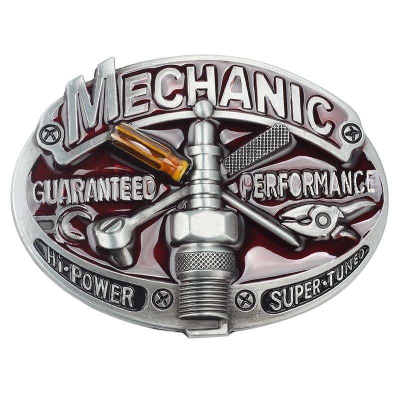 Mechanic Tool Belt Buckle Suitable For 4cm Width Belt