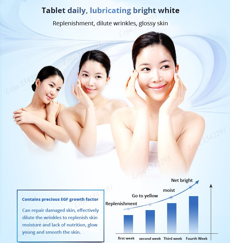 Hyaluronic acid natural silk moisturizing facial masks woman cleansing purifying pores acne whitening face skin care beauty mask 17