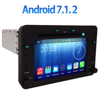 Android 7 1 2 Quad Core 2GB RAM 4G WIFI Car DVD Radio GPS Player Stereo