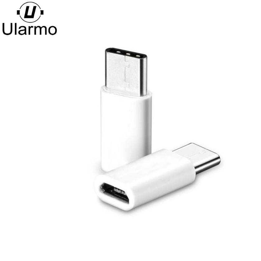 نوع-C الذكور موصل إلى المصغّر USB 2.0 الإناث USB 3.1 تحويل البيانات محول عالية السرعة الروبوت معتمد هاتف محمول اكسسوارات