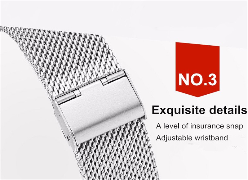 Metal Strap for Xiaomi Mi Band 2 Screwless Stainless Steel Bracelet for MiBand 2 Smart Band Replace Accessories For Mi Band 2 6