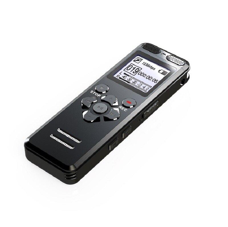 V36 Mini Numérique Enregistreur Vocal Stylo Enregistrement Longue durée Voix Activé Bruit Réduction Dictaphone USB Drive gravador de voz
