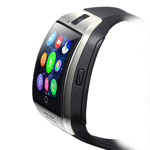 Image 5 - חכם שעון Q18 Passometer חכם שעון עם מסך מגע מצלמה TF כרטיס Bluetooth Smartwatch עבור אנדרואיד IOS טלפון גברים שעון
