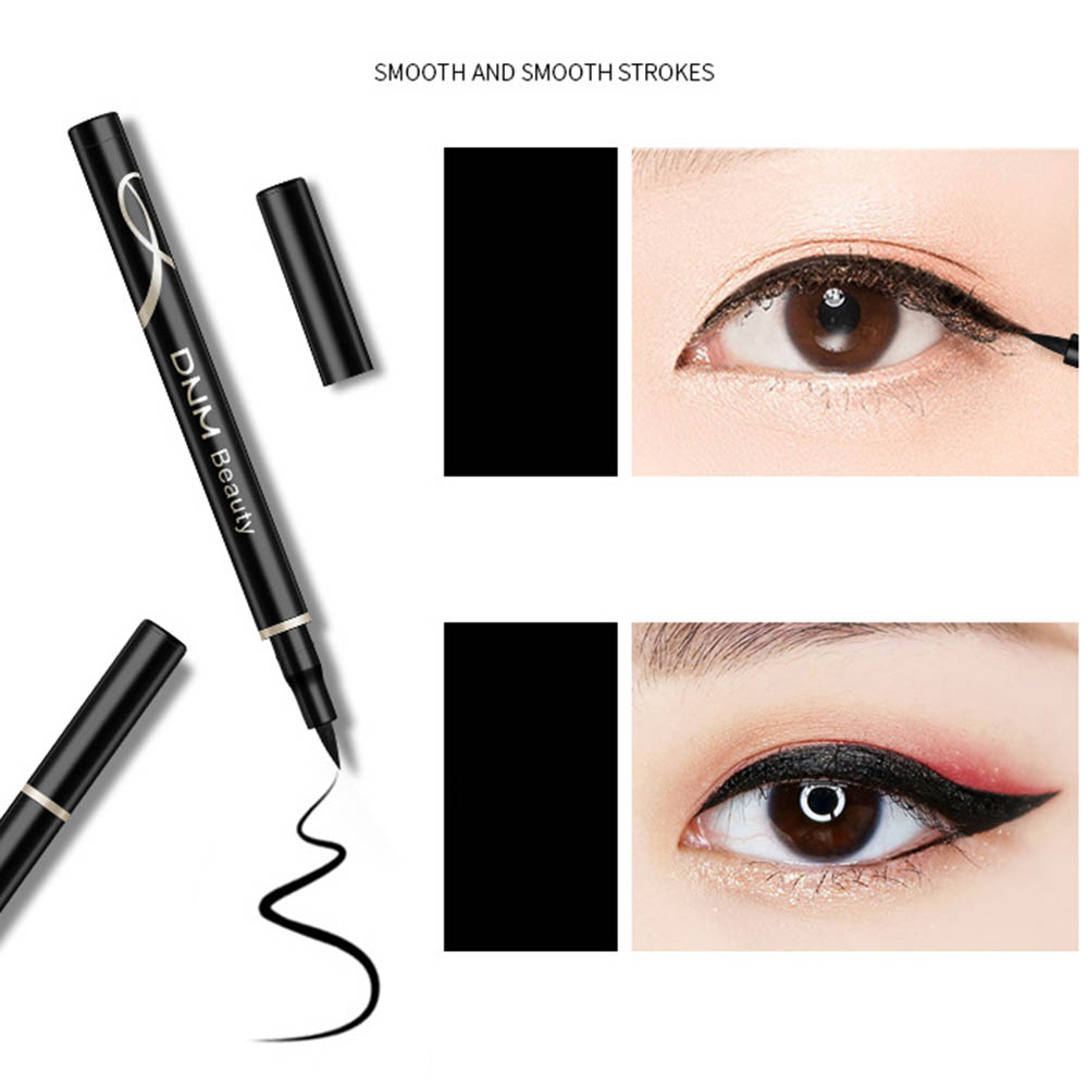 Black Waterproof Eyeliner 1 Pcs Black Long Lasting Smooth Eye Liner Pencil Make Up Beauty Comestics Makeup Tools For Eyeshadow
