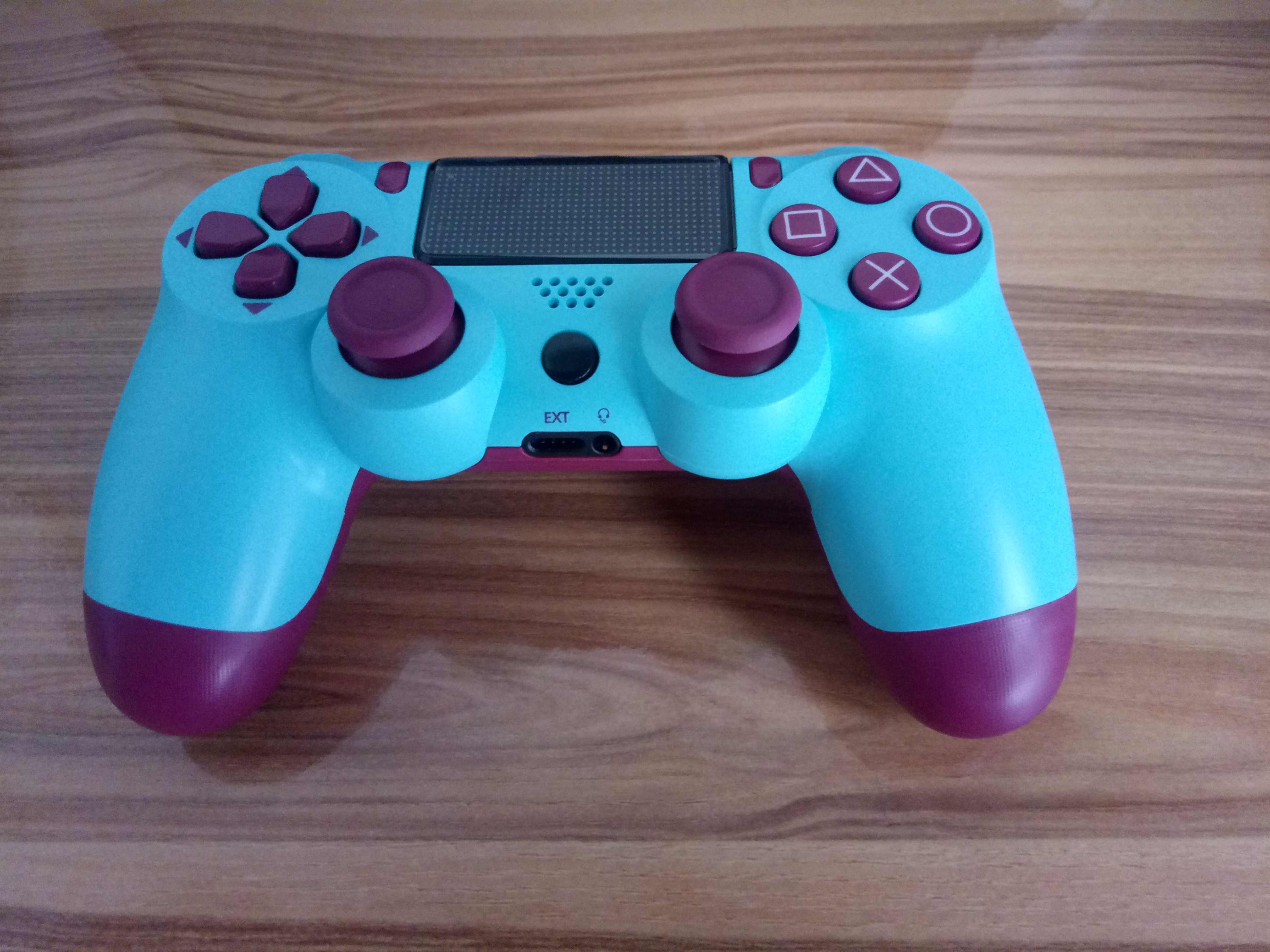 Bluetooth Controller Gamepad PS4 Controle PS4 Mando PS4 Wireless Controller Comando PS4 Kontrol PS4 PS4 Joystick PS4 Gamepad