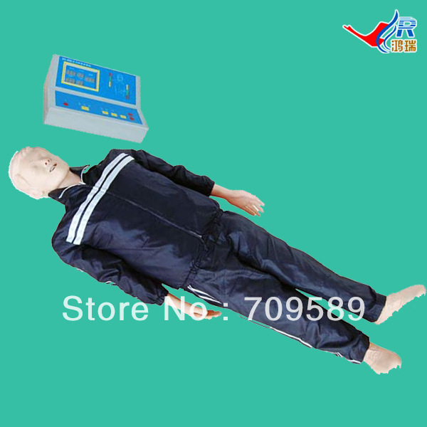 Full set Adult CPR manikin, First Aid Training manikin, Male CPR Mannequin 2pcs purple blue red green led demon eyes for bixenon projector lens hella5 q5 2 5inch and 3 0inch headlight angel devil demon