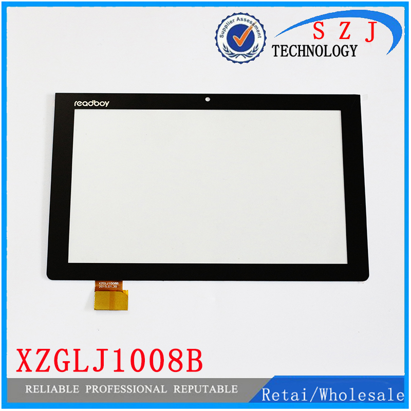 New 10.1 inch Tablet XZGLJ1008B Touch Screen Digitizer Glass Touch Panel Sensor Replacement Free Shipping