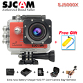 Original Sjcam Sj5000x Elite Camera WiFi 4K 24fps &2K 30fpsGyro Sports DV 2.0 novatek 96660 Diving 30m Waterproof sj 5000x  Cam