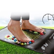Medialbranch Colorful Plastic Foot Massager Pad Acupuncture Cobblestone Yoga Mat 175*35cm YF2017  Bodys Treatment цена