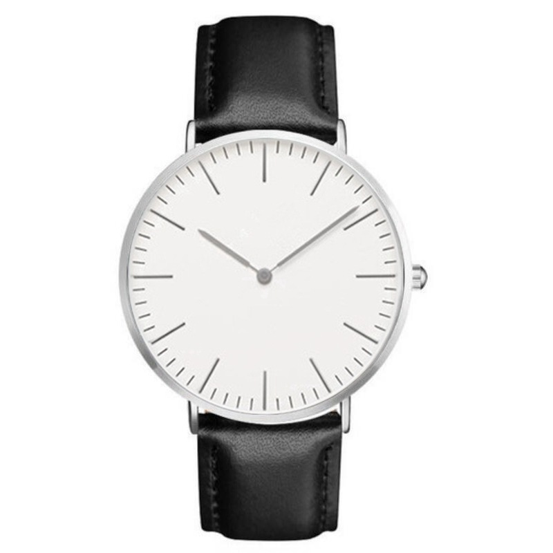 Fashion casual Trend Quartz Women Watch Simple Temperament Atmosphere Trend Wrist Watch High quality Brand Leather Watch in Women 39 s Watches from Watches