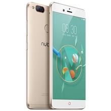 Nubia Z17 Mini 5.2 Pouces Mobile Téléphone 4 GB RAM 64 GB ROM Snapdragon MSM8976 652 Octa Core Double Retour Caméra D'empreintes Digitales 1920*1080 FHD