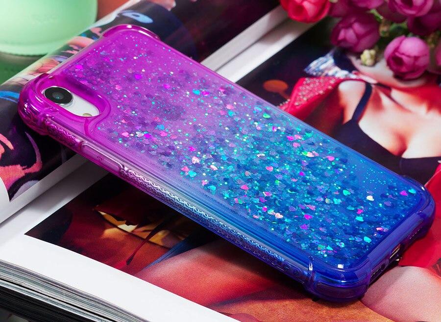 iphone xr Glitter Case (12)