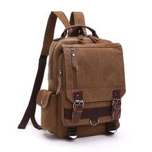 BERAGHINI New Fashion Men Backpack Canvas Women ckpacks School Bag Unisex Travel Bags Large Capacity Travel Laptop Backpack Bag
