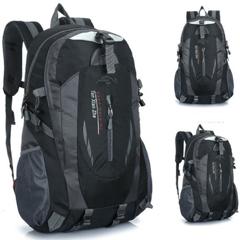 Men's Backpack Waterproof Mutifunctional Male Laptop School Travel Casual Bags Pack Oxford Casual Out Door Black Sport Backpack