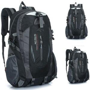 Men's Backpack Waterproof Muti
