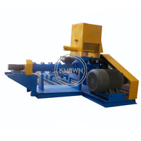 The best of fish dog/cat/feed making machine KN 90B floating fish feed pellet machine for sale