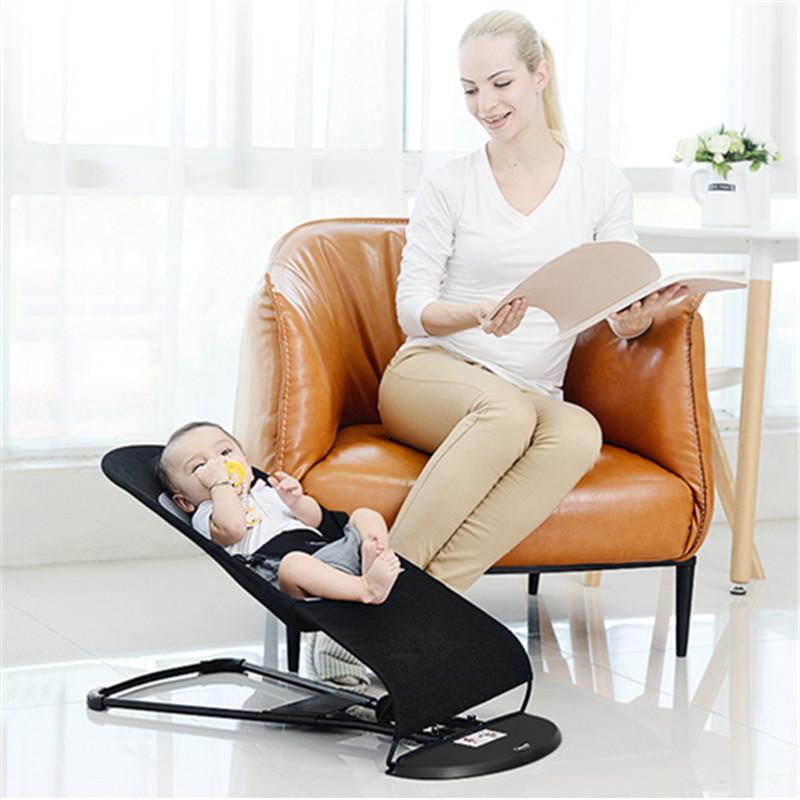 Baby Swing Bouncer Rocking Chair Children Baby Bebek Salincak Chaise Lounges For Newborn Baby Sleeping Basket automatic cradle baby rocker newborn baby swing portable carrier rocking chair baby bouncer toddler sleeping seat rocking swing chair cradle