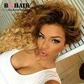 BQ HAIR 8A Grade Body Wave #613 Mink Raw Indian 360 Lace Virgin Hair with Bundles 3/4 pcs Human Hair Extensions Top Aliexpress