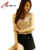 Plus Size 3XL Longo Encabeça Mulheres Lantejoulas Colete Feminino Verão estilingue Chiffon Colete Confortável Verão Fina 2016 Camis Bling Sexy Top
