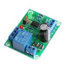 1 шт. регулятор уровня жидкости модуль обнаружения уровня воды Сенсор 9 V-12 V AC/DC S08 и Прямая поставка