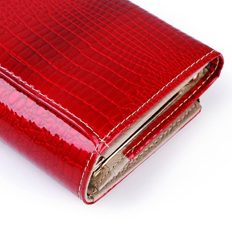 portefeuille femme Coin Purse Long Wallet : Light Leather Women Wallet, Luxury Long Wallet