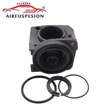 Für VW Touareg Porsche Cayenne Luftfederung Kompressor Pumpe Zylinder Kopf Kolben O Ringe 7L0698007D 7L0698007 7L0698007B