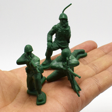 Wholesale 12pcs Different Soldier Finished Product Set The Second World War Army Corps Model Action Figure Toys for Boys Favor