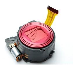 100NEW Digital camera lens assembly suitable for Nikon COOLPIX S8200 lens genuine original red