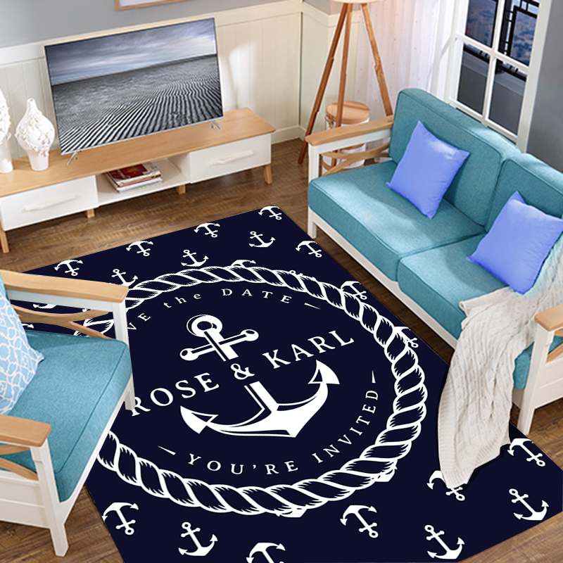 Creative Cartoon Polyester Soft Carpets For Living Room Bedroom Carpet Rugs Area Carpet Large Home Floor Rug Kid Play Carpet Mat