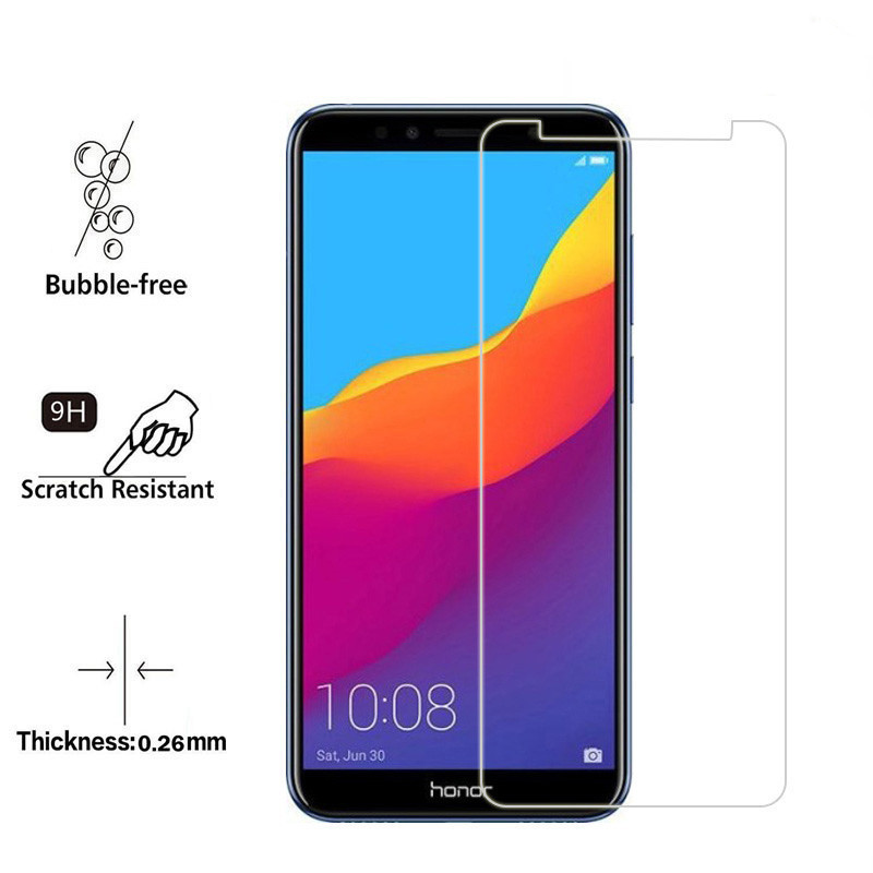 Protective Glass On Honor 7A Pro Tempered Glas For Huawei Honor7A A7 7 A Screen Protector HonorA7 2.5D 9H Film Toughed Glas