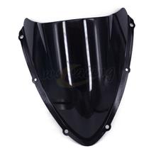 Motorcycle Windscreen Windshield For SUZUKI GSXR600 GSXR750 GSXR 600 750 K8 2008 2009 2010  Motorbike