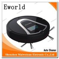 Eworld Robotic Vacum M884 2016 신제품 가정용 기기 로봇 청소기 (걸레 청소 및 자동 충전 포함)