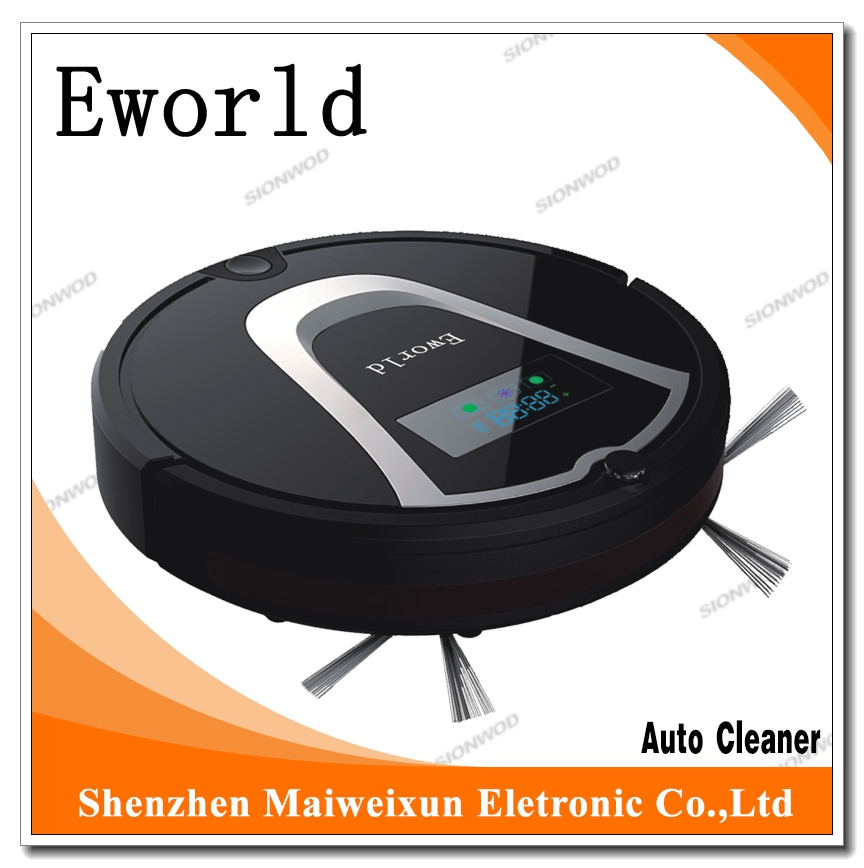 Eworld Robotic Vacum M884 2016 New Products Home Appliance