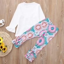 Girl Rabbit Long Sleeve Shirt Pants Set