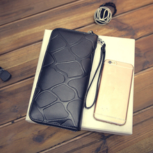 Simple Style Pu Leather Women Wallet (6 colors)