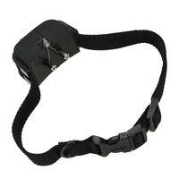 4 em 1 controle remoto pequeno/med trem cão choque vibrar instrutor collar seguro para pet t35