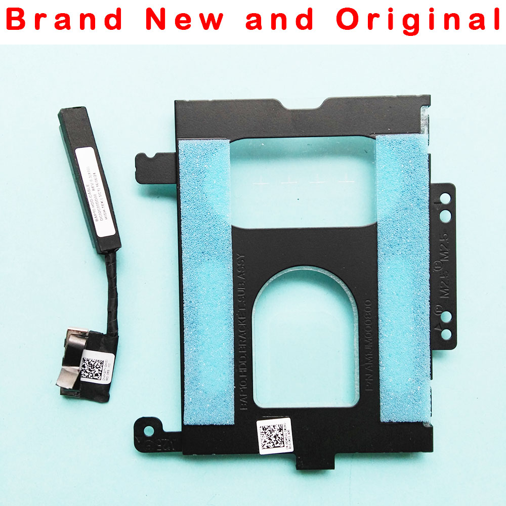 New original HDD CABLE Caddy Keyboard Bracket For DELL alienware 17 R4 15 R3 hard disk drive
