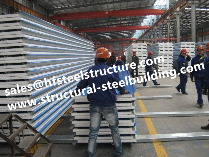 China Supply EPS Roof Panel Insulated Sandwich Panels And Composite Metal Sandwich Roofing Panels Price